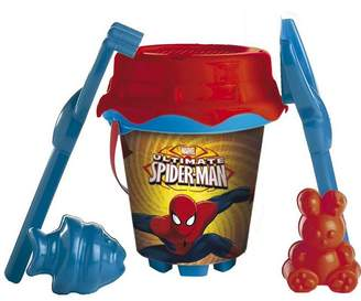 Spiderman MOOKIE Mookie - Marvel 18Cm Bucket Set W/ Accs