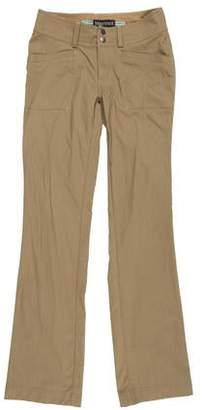 Marmot Mid-Rise Straight-Leg Pants