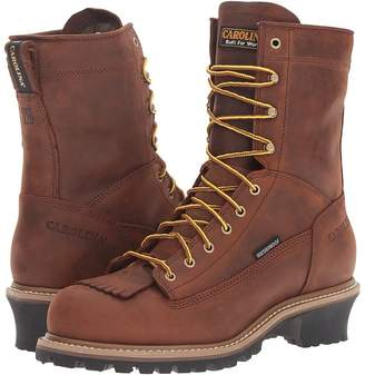 Carolina Spruce Waterproof Logger CA8824 CA8825 Men's Work Boots