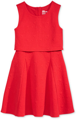 Epic Threads Girls' Layer Look Dress, Only at Macy's $48 thestylecure.com