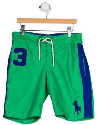 Polo Ralph Lauren Boys' Swim Shorts