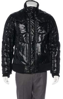 G Star New Colorado Quilted Bomber Jacket
