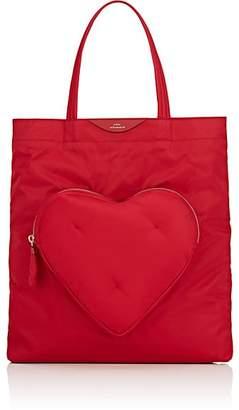 Anya Hindmarch Women's Chubby Heart Tote Bag - Red