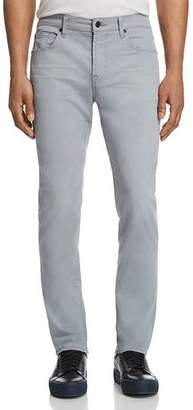 7 For All Mankind Adrien Slim Fit Jeans in Mid Gray