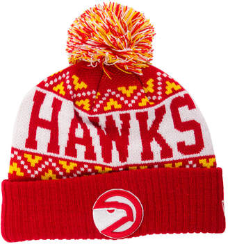 New Era Atlanta Hawks Biggest Christmas Knit Hat