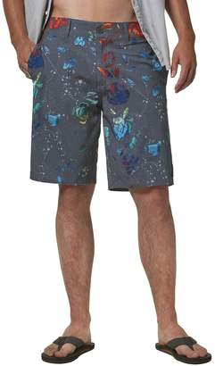 Vans Men's Floral Tye Shorts