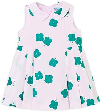 Jacadi Girls' Clover-Print Dress - Baby