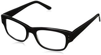 A.J. Morgan Brody Wayfarer Reading Glasses $42 thestylecure.com