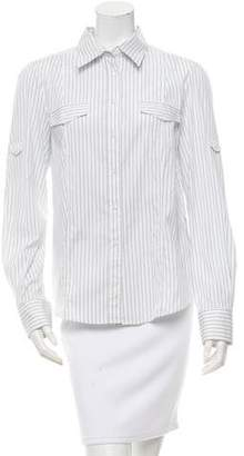 Loro Piana Striped Long Sleeve Top