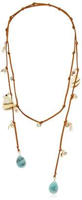 Danielle Nicole Zephyr Layered Necklace