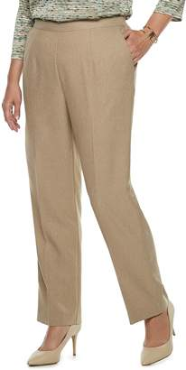 Alfred Dunner Plus Size Studio Pull-On Pants