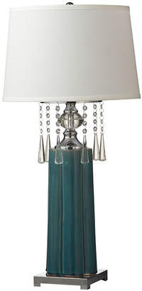 Dale Tiffany Dale TiffanyTM LED Tori Crystal Table Lamp