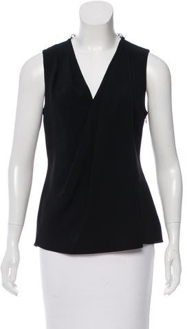 Alexander Wang Alexander Wang Sleeveless Embellished Top w/ Tags