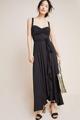 28c4c34a2a Plus Size Black Maxi Dress - ShopStyle