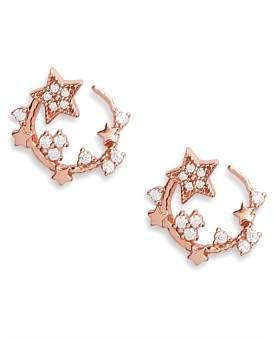 Olivia Burton Celestial Swirl Stud Earrings