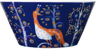 Iittala Dinnerware, Taika Blue Serving Bowl