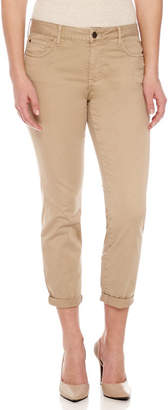 A.N.A Womens Mid Rise Modern Fit Ankle Pant-Petite