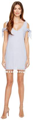 Brigitte Bailey Abbey Sleeveless Dress with Tassel Detail Women's Dress