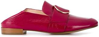 Högl round toe loafers