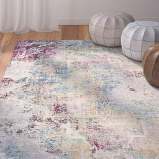 Lulu Mistana Multi-color Area Rug