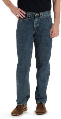 Lee Big & Tall Premium Select Loose-Fit Comfort-Waist Jeans