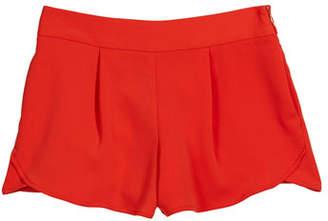 Milly Petal Cady Shorts, Size 7-16