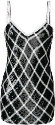 Ashish sequin embellished mini dress