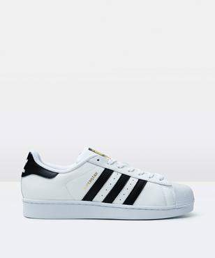 adidas Superstar Shell Toe Shoe White