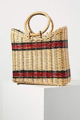 Cleobella Ryder Straw Tote Bag