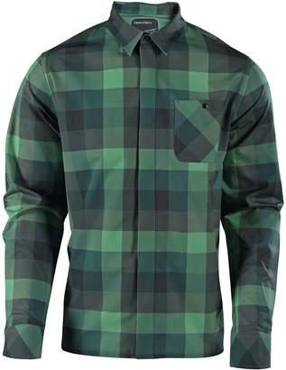 Lee Troy Designs Grind Flannel Long-Sleeve Jersey - Men's
