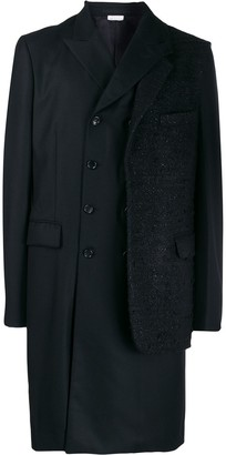 Comme des Garcons double-breasted coat
