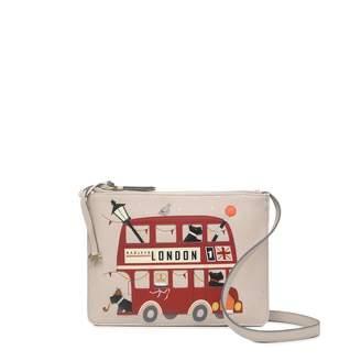 Radley Party Bus Small Zip-Top Cross Body Bag