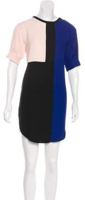 Timo Weiland Colorblock Shift Dress