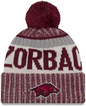 New Era Arkansas Razorbacks Sport Knit Hat