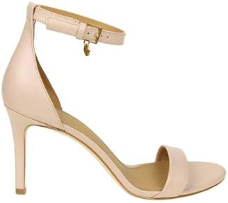 cc7a65758 Tory Burch Pink Heeled Women s Sandals - ShopStyle