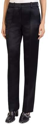 The Kooples Satin Slim Pants