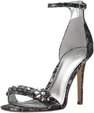 GUESS Women's Partyer2 Heeled Sandal