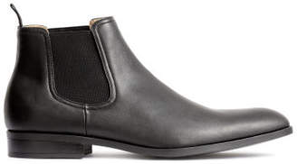 H&M Chelsea-style Boots - Black