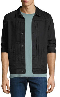 Levi's Men's Type II Worn Denim Trucker Jacket