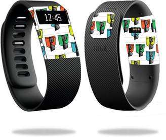 Fitbit Mightyskins MightySkins Protective Vinyl Skin Decal for Charge Watch wrap cover sticker skins Island Designer