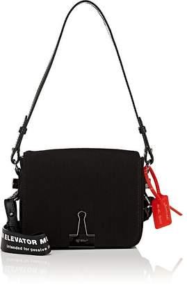 Off-White Byredo x Women's Binder-Clip Canvas Crossbody Bag