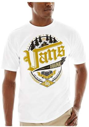 Vans Mens Old Style Graphic T-Shirt L