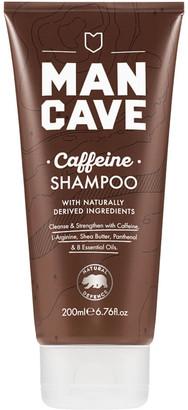 Mancave ManCave Caffeine Shampoo 200ml