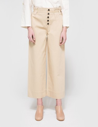 Paperbag Trouser $348 thestylecure.com