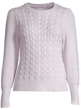 Rebecca Taylor Cableknit Pullover