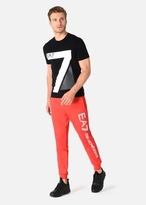 Emporio Armani Ea7 Fleece Sweatpants