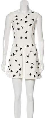 Balenciaga Sequin Floral Dress w/ Tags
