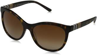 Burberry 300213 4199 Cats Eyes Sunglasses Lens Category 2