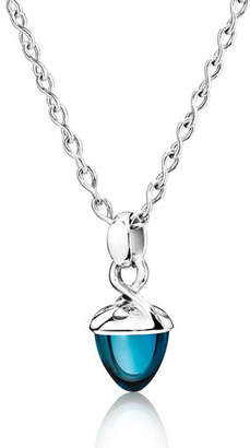 Tamara Comolli Mikado Bouquet London Blue Topaz Pendant Enhancer