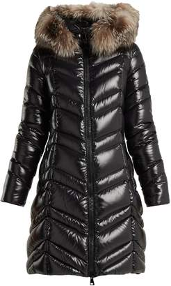 Moncler Fulmar quilted down coat